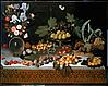 Still life with medley of fruits